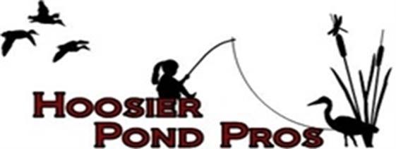 hoosier pond pros logo